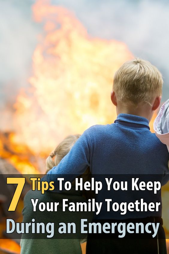 How do we make sure every family member can reach each other in an emergency? Angela has 7 tips that everyone with a family should check out.