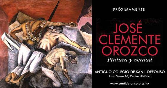 jose clemente orozco   José Clemente Orozco. Pintura y verdad