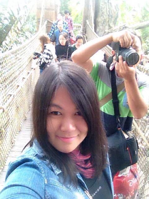 #selfie #hongkong #disneyland #wiranthita