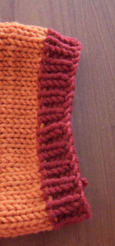 Knitting Machine Tutorial : Addi express o prym maxi tutorial cappottino per cagnolino