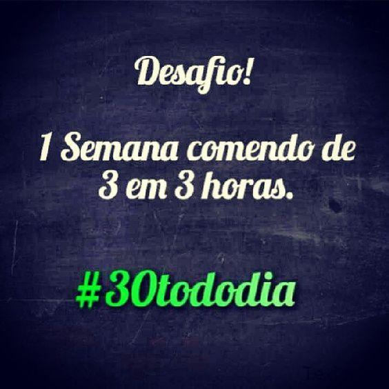 #30tododia