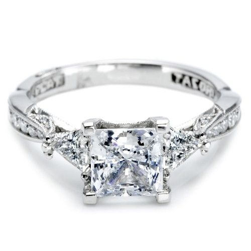 Simply by Tacori Diamond Engagement Ring