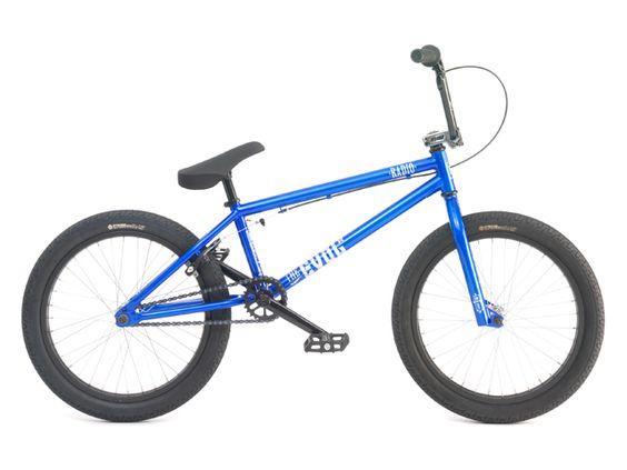 "Radio Bikes ""Evol"" 2015 BMX Bike"