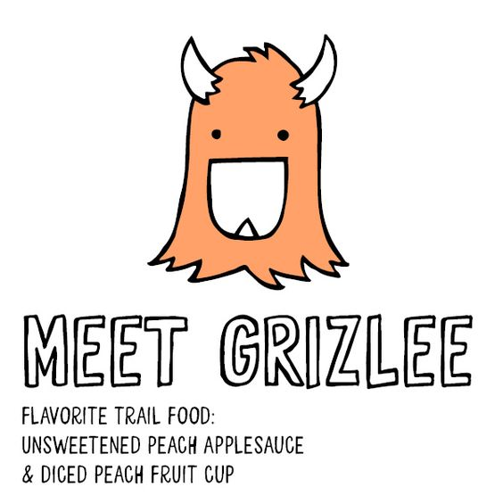 If you're the outdoorsy type, Grizlee is the type of Zee Zee for you. Take him camping, hiking or just plain adventuring – his time in the forests on Planet Z have more than prepared him for earthly escapades. #MeetTheZeeZees