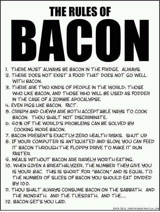 Mmmm Bacon...
