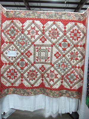 Sew Many Ways...: quilt show