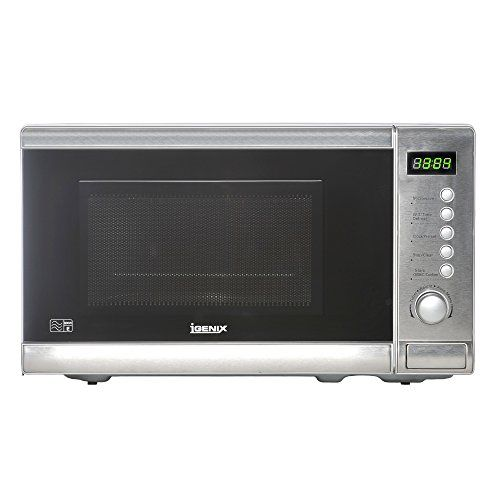 Igenix Ig2060 Solo Digital Microwave 5 Power Levels And Defrost