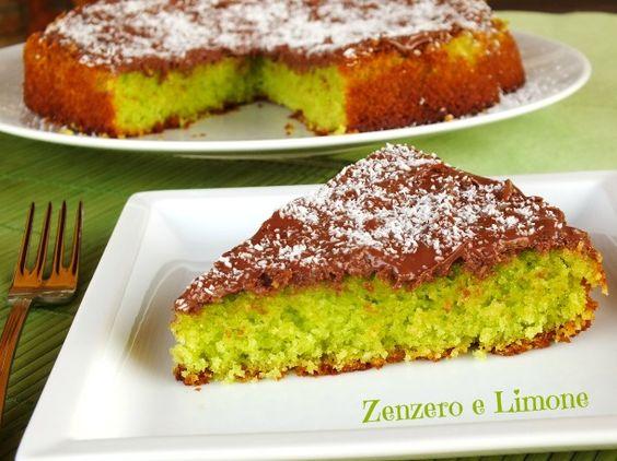 La torta menta e nutella è un dolce davvero molto particolare e golosissimo in cui gli ingredienti si sposano alla perfezione. È facilissimo da preparare.