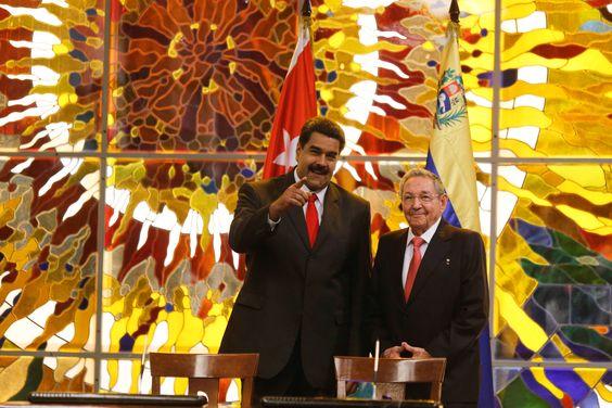 @DrodriguezVen : RT @RNVcontigo: Conozca en claves lo más destacado de la visita del Presidente Maduro a Cuba https://t.co/kpvabSCpV4 https://t.co/oe55XhFSVD