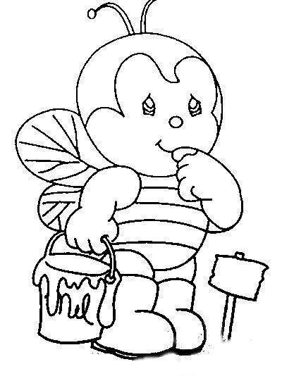 Cris Mandarini: Riscos de abelhinha