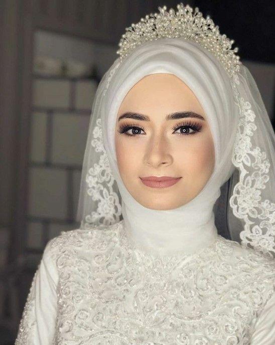 Tutorial Hijab Pengantin Model Terbaru Kursus Hijab Hijab