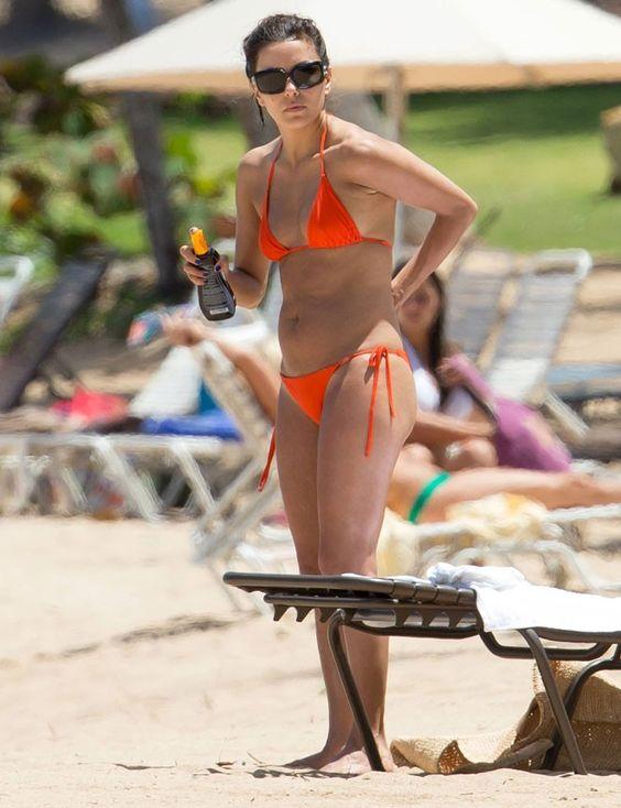 Eva Longoria #bikini