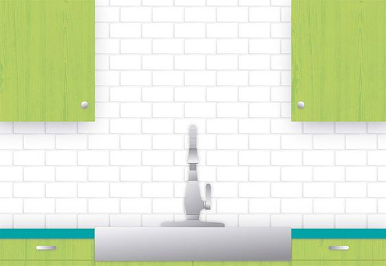 Subway Tile Patterns Creative And Creative Ideas On Pinterest