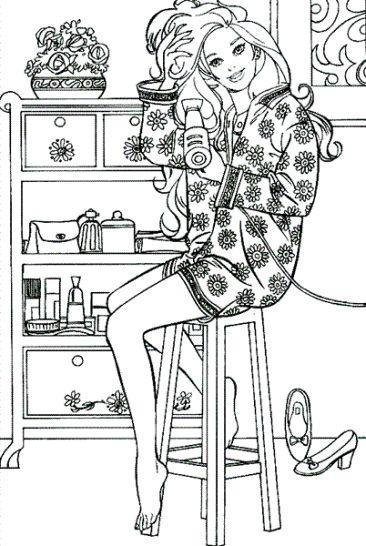 Ausmalbilder Barbie Haus Ausdrucken 3 Barbie Malvorlagen Malbuch Vorlagen Ausmalbilder