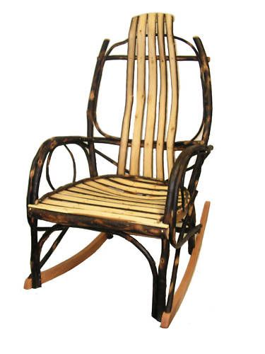 I MUST have one of these hickory bentwood rockers!!