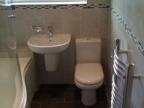 2 اجمل افكار للحمامات الضيقه ديكورات حمامات صغيرة تصاميم حمامات صغيره 2017 Youtube Small Bathroom Toilet For Small Bathroom Small Space Solutions