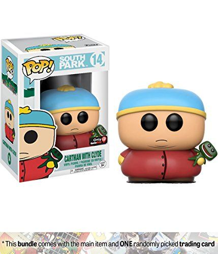 Cartman With Clyde South Park Funko Pop Action Figure Funko Pop Shop Funko Pop Exclusives Funko Pop List Fu Funko Pop Toys Pop Toys Funko Pop Star Wars