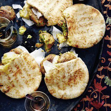 Berliner Curry-Falafel Rezept | Küchengötter
