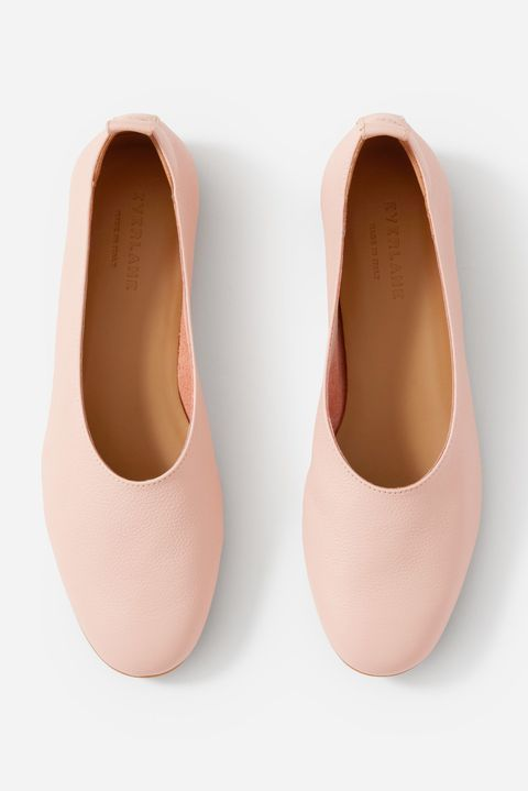 These Insanely Comfy Flats Will Feel