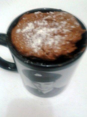 Bolo_de_caneca_Dukan: Chocolate Cake, Dieta Dukan, Bolo De Caneca Dukan, Light Veganas, Sweet Recipes, Dukan Bread Snack