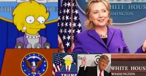 My first TheThings.com article: 15 Times the Simpsons Predicted the Future