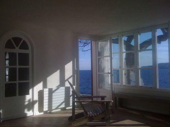 Location vacances maison Toulon: Vue sur Mer...