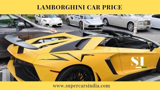 Wanna Know Lamborghini Car Price In India Explore Lamborghini Car Images Mileage Color Options And Other Specificati Lamborghini Lamborghini Cars Car Prices