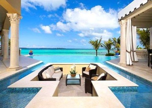 omg: Swimming Pools, Living Rooms, Favorite Places Spaces, Dream Homes, Dream House, Dreamhouse