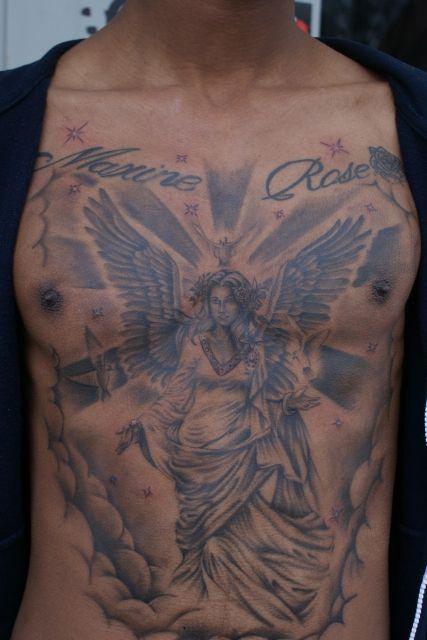 39 engel 39 tattoos gesicht anders rest sch n tattoo pinterest suche und tattoos. Black Bedroom Furniture Sets. Home Design Ideas