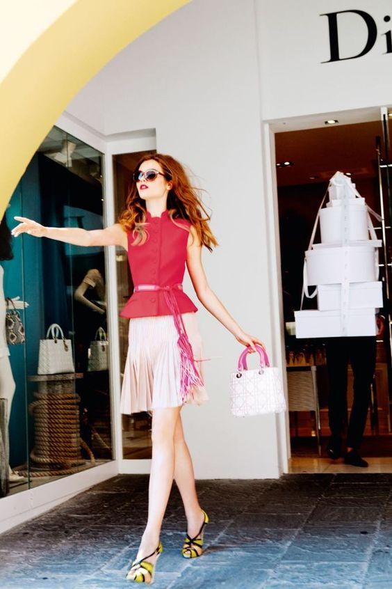 A Ana e as suas Anisses: Dior Cruise Collection 2012