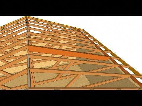 Green Roofs And Great Savings Roof Trusses Ceiling Remodel Cathedral Ceiling