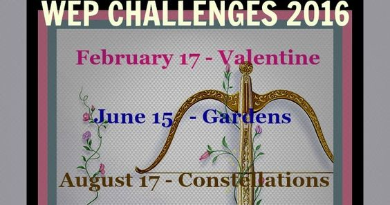 Write...Edit...Publish -- Monthly Blog Hop: UP-COMING CHALLENGES FOR 2016
