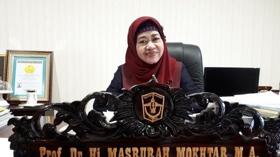 Prof. Dr. Hj. Masrurah Mochtar, MA