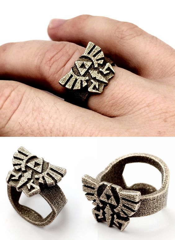 Legend Of Zelda Bottle Opener Ring