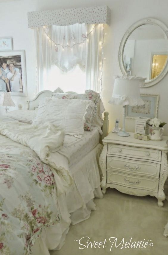 33 Cute And Simple Shabby Chic Bedroom Decorating Ideas Romantic Shabby Chic Shabby Chic And Chic