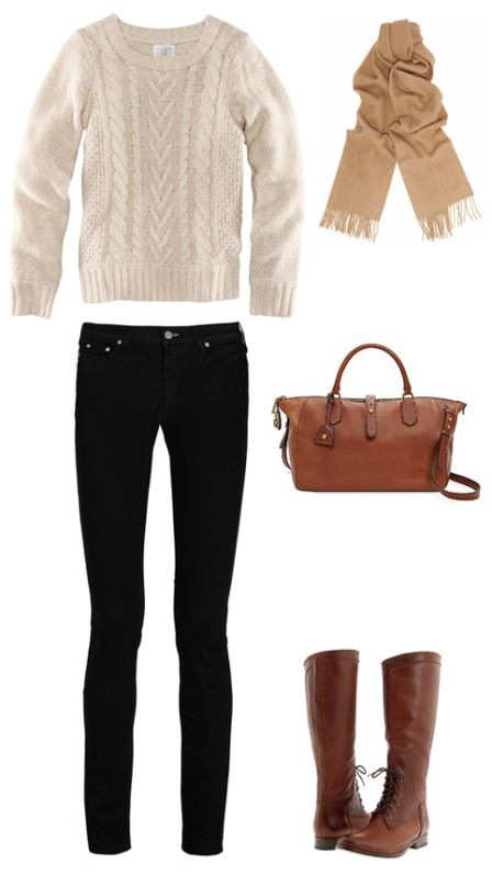 Mmmmmm fall....sweaters, boots.....skinny jeans? Must keep exercising.