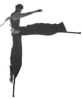 Me gustaría aprender a usar zancos de 2 metros.