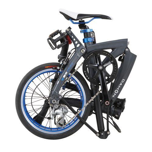 Sepeda Lipat Dahon Eezz D3 Sepeda Sepeda Balap Komponen Sepeda