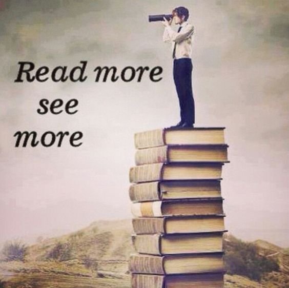 Days without reading lead to lives without meaning. ~Robin Sharma