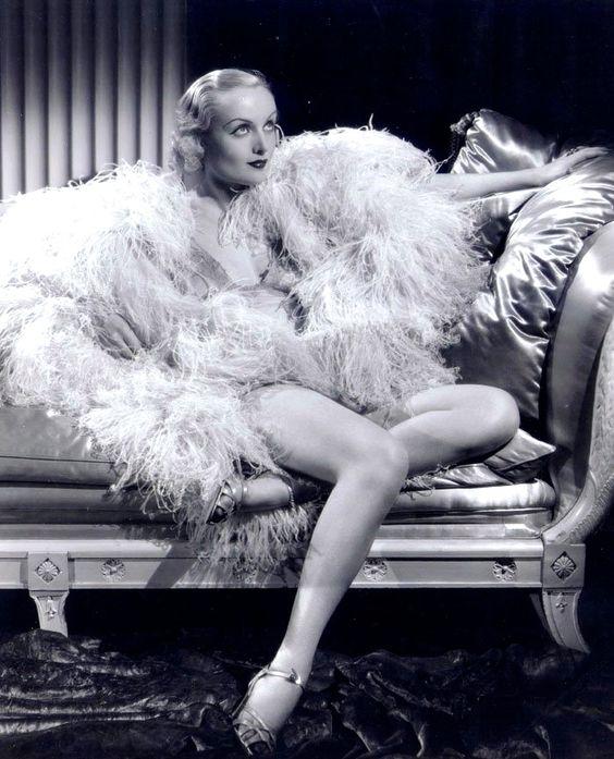"maudelynn: ""Carole Lombard c.1933 """