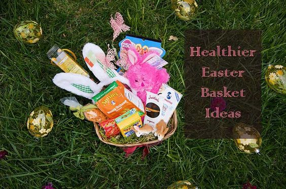 50 Healthier Options for Easter Baskets that are fun and exciting for kids | Sprouting Healthy Habits