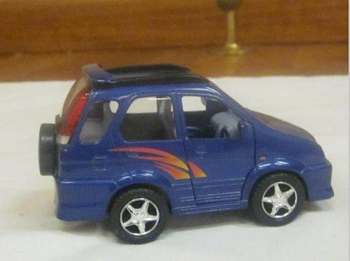 Toy cars with doors that open up