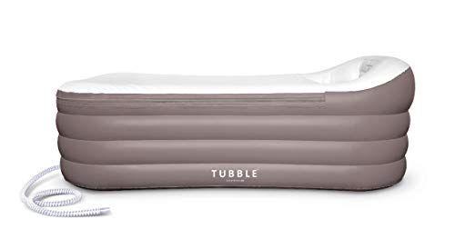 baignoire confortable Tubble/® Royale Spa de taille adulte qualit/é sup/érieure Nouvelle version am/élior/ée: baignoire gonflable Emerald Green 255 litres