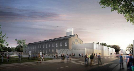 El Arquitecto Mario Corea fue el ganador del Concurso de Anteproyectos para la creación del Centro Cultural Italiano en la Vieja Usina del Puerto de Mar del Plata.