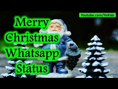 Merry Christmas Whatsapp Status 2020 Christmas Greetings Video Merry C Merry Christmas Wishes Christmas Wishes Messages Christmas Greetings