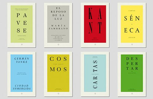 Graphic Design: Some tremendous typographic book covers from Astrid Stavro