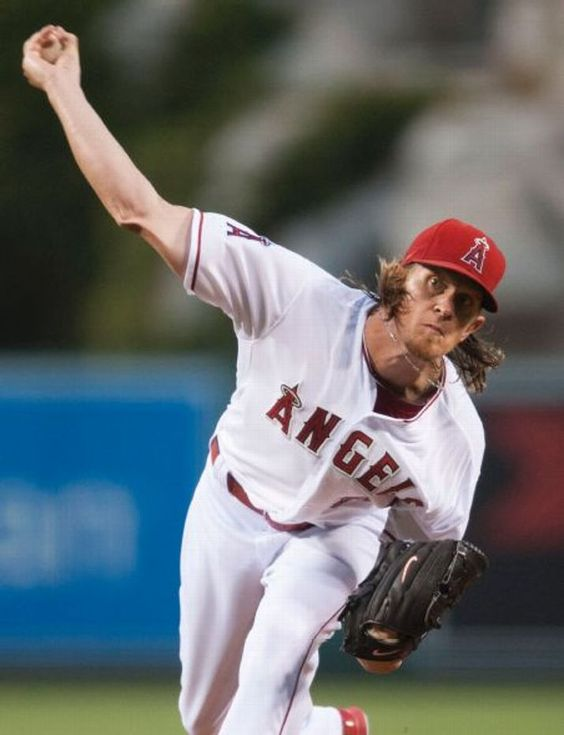Jered Weaver, Los Angeles Angels
