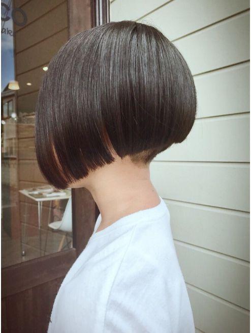 な えな の 髪型