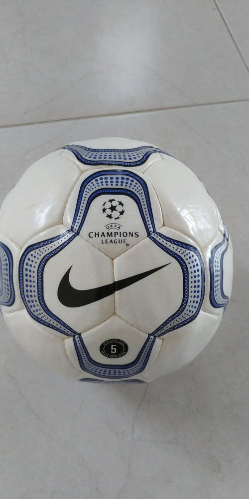 Nike Original Geo Merlin Champions League 2000 Official Match Ball Ebay Link Ball