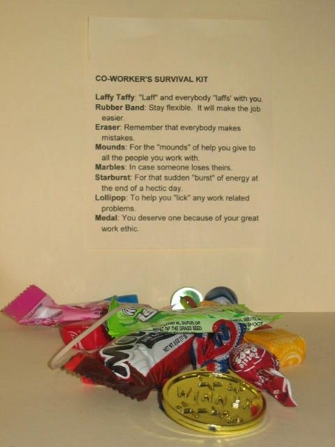 Survival Kit Ideas For Social Workers Just BCAUSE